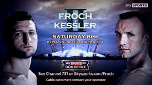 Carl Froch vs Mikkel Kessler tickets