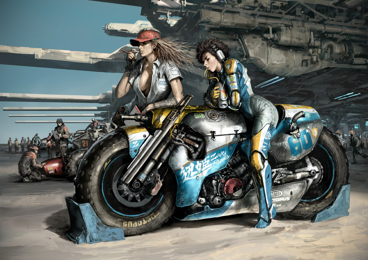 Free The Wheels Puppeteers Motorcycle Art 2012 Harley Trike Wiring Diagram Feb 13