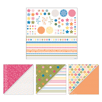 Designer Series Paper + Coordinating Quick Accents