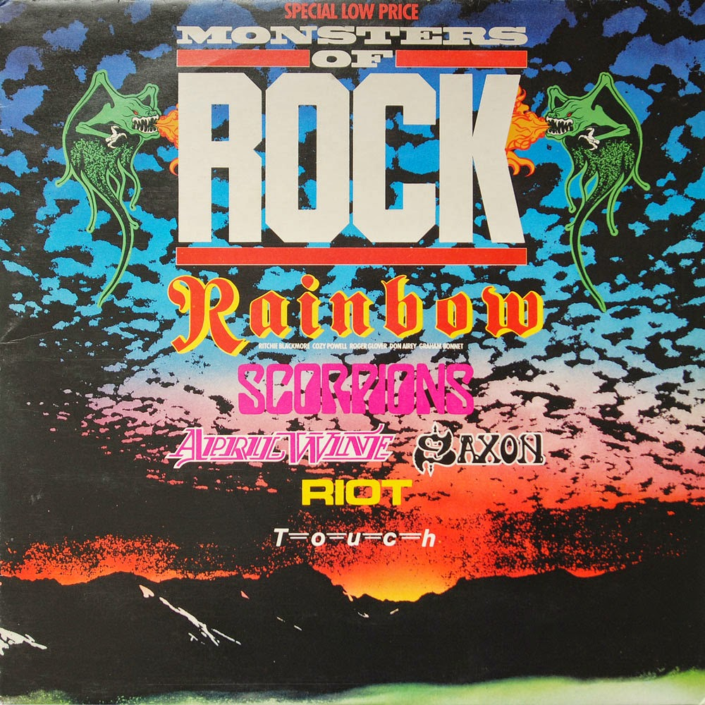 Monsters Of Rock Rainbow