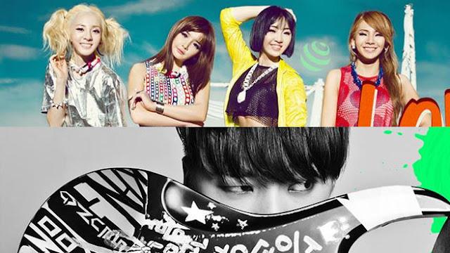 2NE1, Kang Seung Yoon