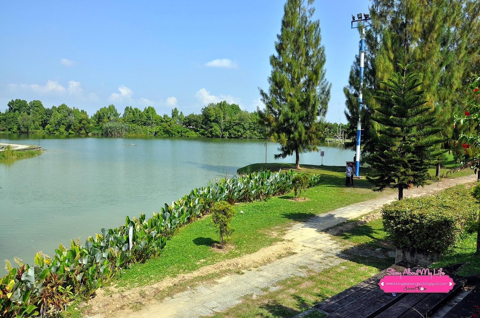 Sweet Rose Eco Park Bandar Seri Botani Ipoh Perak