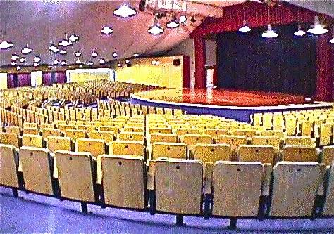 Aprendemos todos teatro auditorio de la casa de campo Restaurante teatro campos