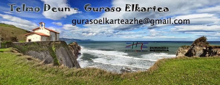 TELMO DEUN GURASO ELKARTEA  (DBH+BATXILLER)