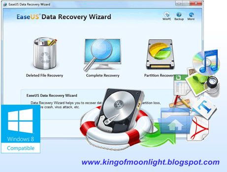 Easeus partition recovery full version