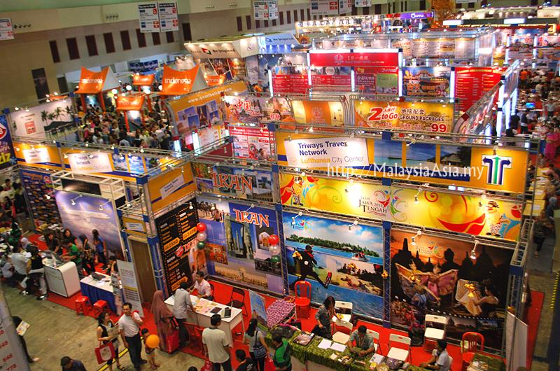 Matta Fair 2013 Malaysia Asia