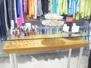 CBK do Shopping Grande Rio oferece docinhos e pintura de unhas gratuita para suas clientes