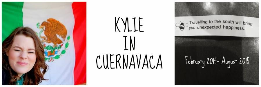 Kylie in Cuernavaca