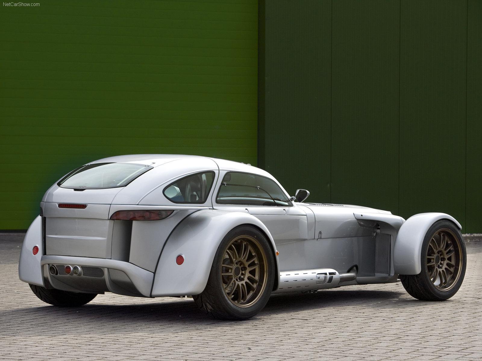 Hình ảnh xe ô tô Donkervoort D8 GT 2007 & nội ngoại thất