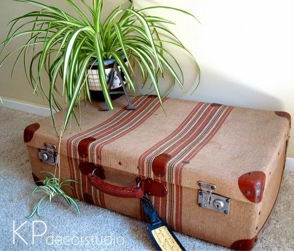 Tienda de maletas antiguas en Internet. Venta de mobiliario vintage online España.
