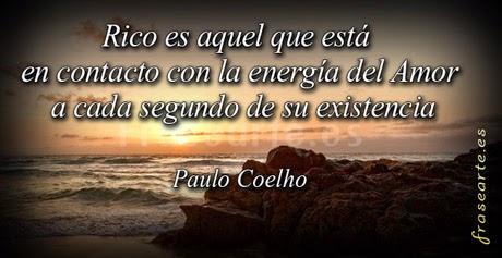 Frases de amor de Paulo Coelho