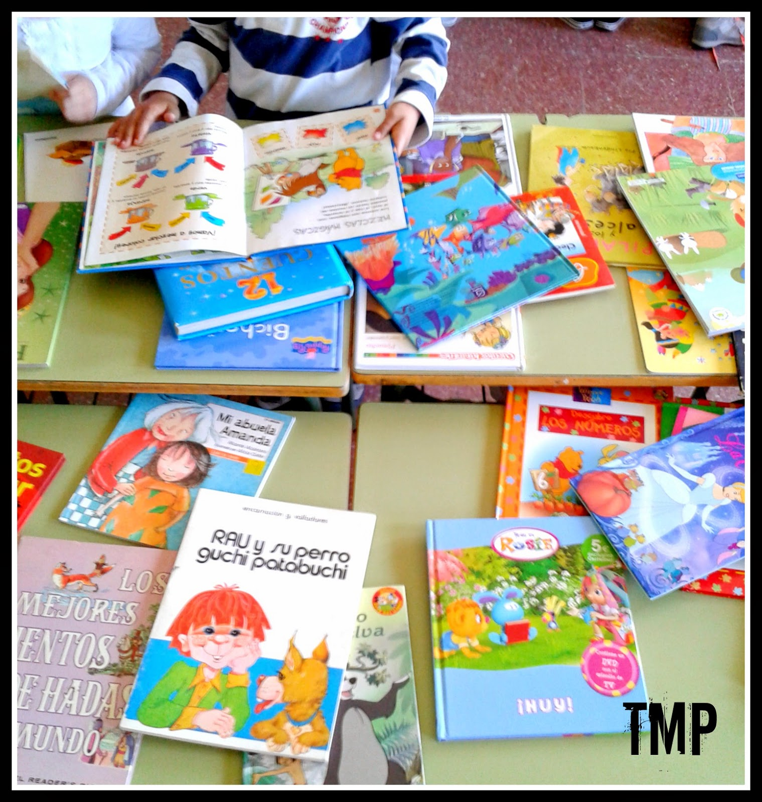 Mamás Full Time Libros Infantiles