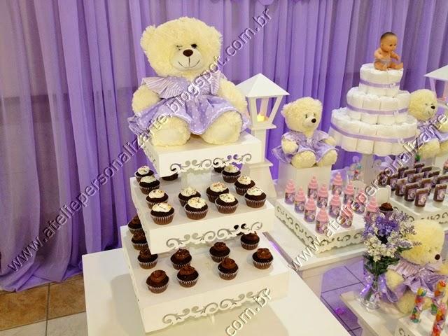 decoração festa infantil ursinhas porto alegre