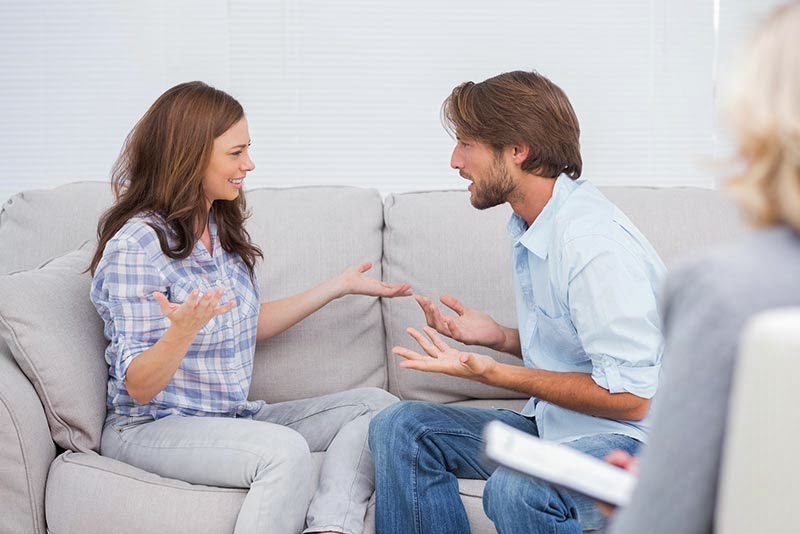 don't be surprised if your marriage counselor is biased - we're, Human Body
