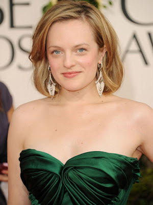 Elisabeth Moss Sterling Dangle Earrings