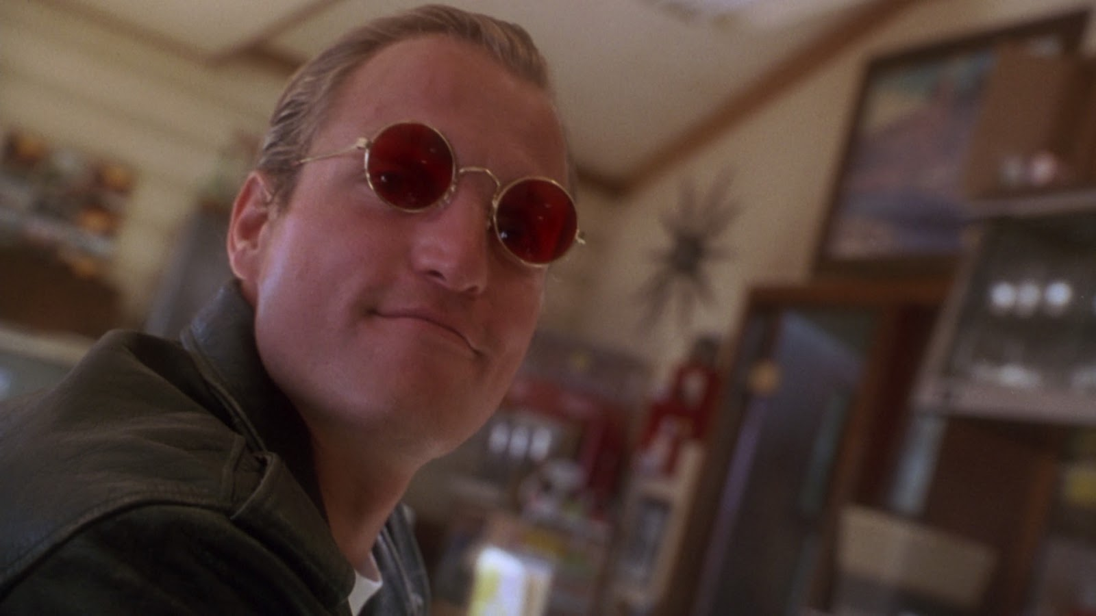 Woody Harrelson Zombieland Crying Mickey  Harrelson  and