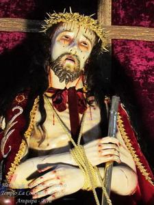 II Domingo de Cuaresma - Señor de Habla - Templo Santo Domingo
