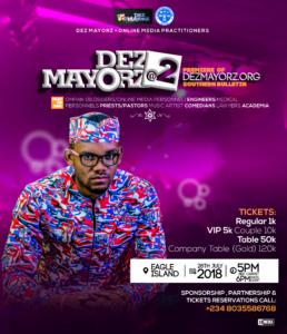 Event: dezmayors@2