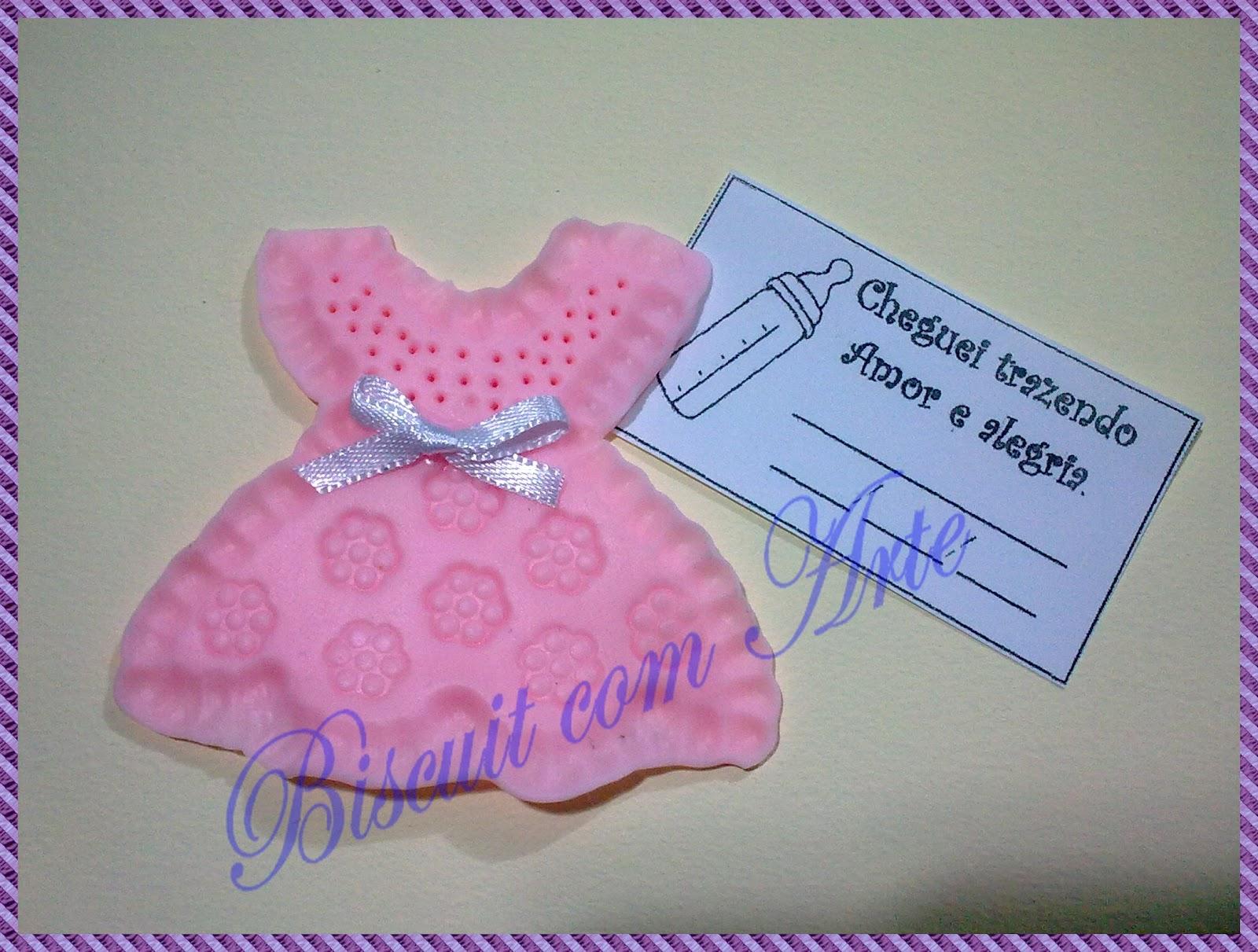 Lembrancinha Para Ch   De Beb   Ou Maternidade