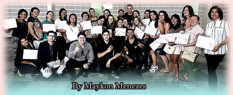 Workshop Realizado Dia 27 de Outubro na cidade João Alfredo - Pernambuco, by Maykon Menezes: