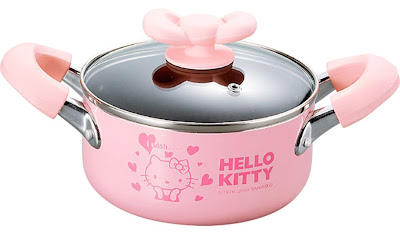 prikaz hello kitty lonaca za kuhanje