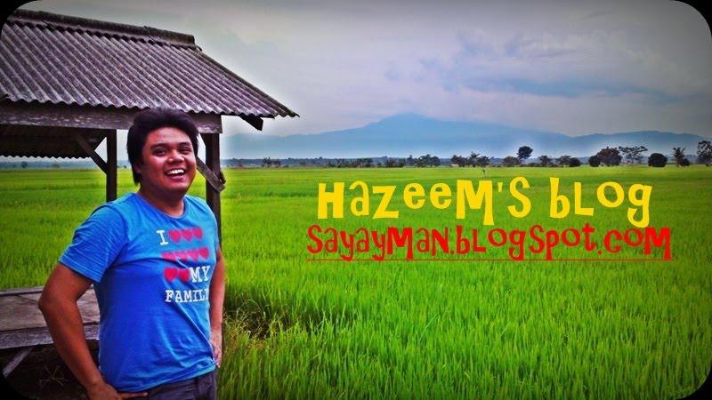 Hazeem's Blog