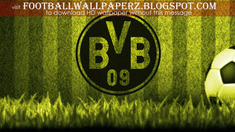 Borussia dortmund fc logo soccer football club desktop hd wallpaper 03