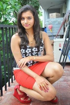 Actress Priya Anand Thigh Show Photos