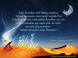 kata kata ramadan