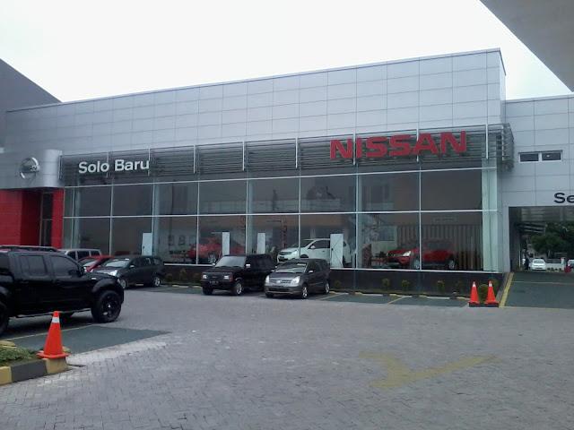 Dealer Resmi Nissan Solo Baru