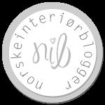 Jeg er medlem på NorskeInteriørBlogger