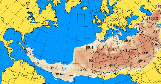 video calima en Canarias noviembre 2015, predicción