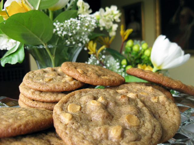 butterscotch refrigerator cookies