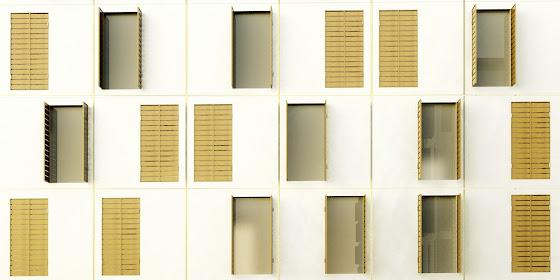 V+M Arquitectos Valencia Alzado