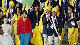 Londres 2012: misteriosa mujer enoja a la delegación olímpica de India