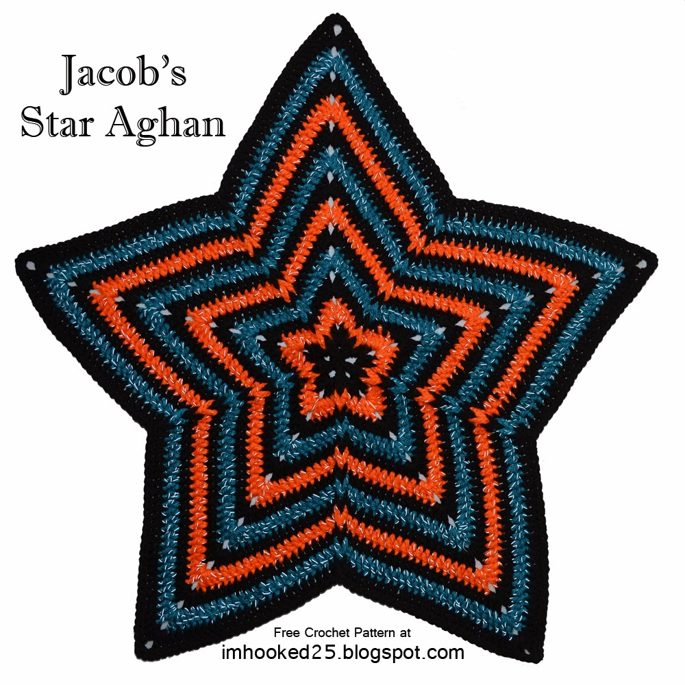 Crochet treasures jacobs star afghan jacobs star afghan free crochet pattern by im bankloansurffo Images