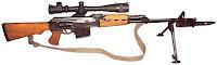 Zastava M76 sniper rifle