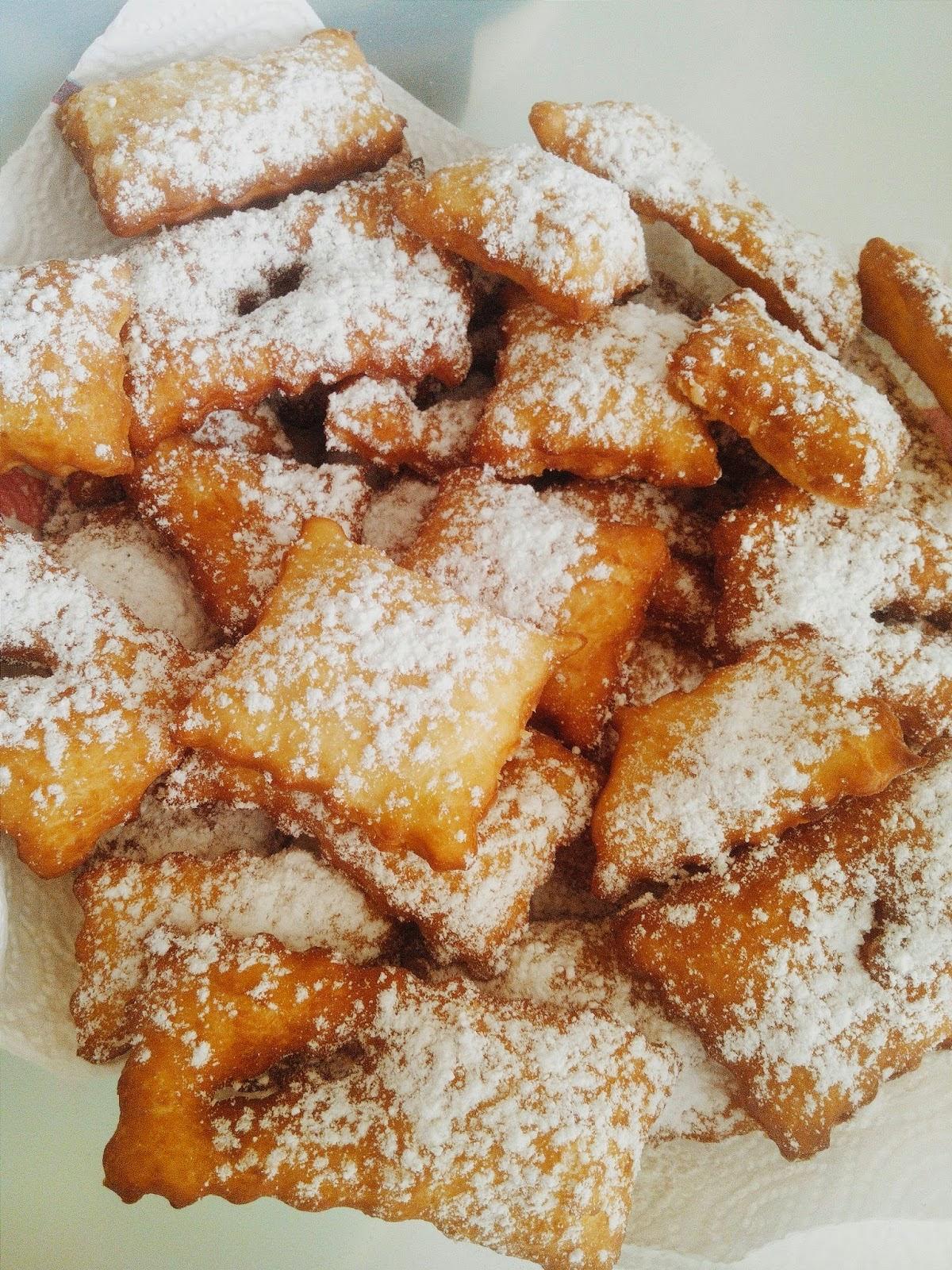 Recette de beignets douces effront es - Recette beignet levure de boulanger ...