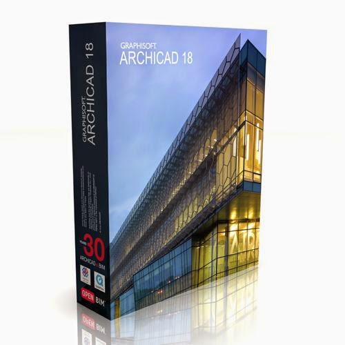 ArchiCAD 18 Build 3006 - 64 bits - Crack (Full Torrent)