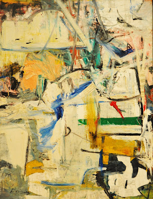 Willem de Kooning, Easter Monday, 1956 - Click to view larger