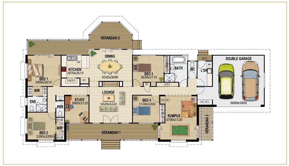 ... denah rumah minimalis terbaru desain denah rumah minimalis modern