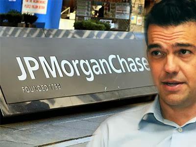 Ο πελάτης έχει πάντα δίκιο – JP MORGAN ΥΠΕΡ SYRIZA