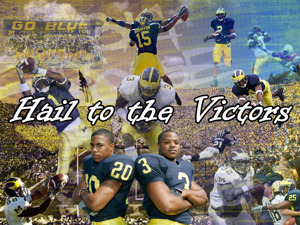 Michigan Football Wallpaper | Barcelona 2012 Wallpaper