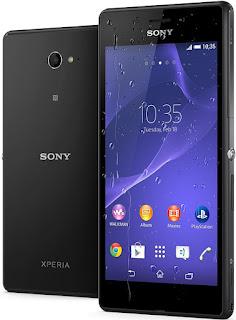Harga Sony Xperia M2 Aqua Terbaru