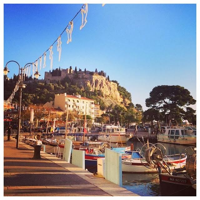 cassis,le port,secret spot,calanques,cap canaille,blue sky
