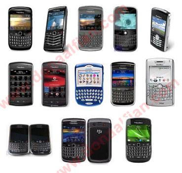 Harga Blackberry Baru - Second Info