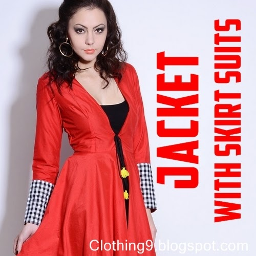 Jacket Skirt Suits for Girls