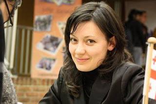 La joueuse ukrainienne Oksana Vozovic (2338) Photo © Jean-Michel Delfosse