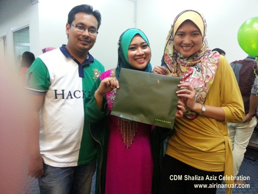 celebration rewards glampreneur ttdi