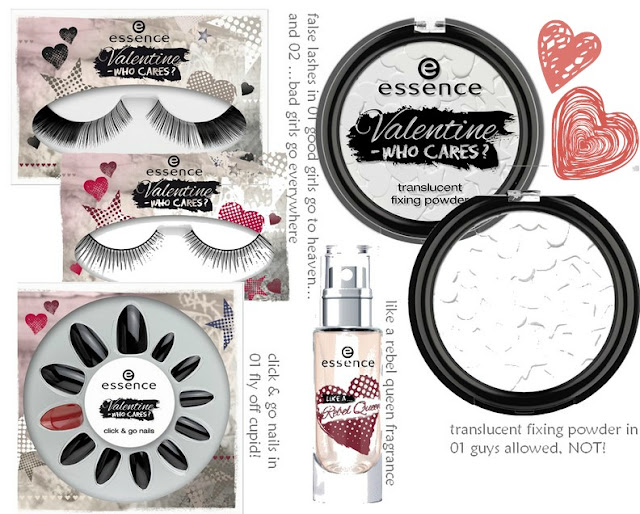 Preview: Essence Valentine – Who Cares? TE